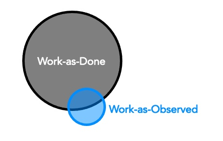 Work-as-observed